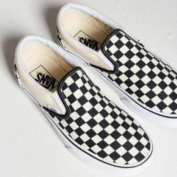 Vans | Checkerboard Slip-On Sneaker