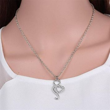Cat Lover Necklace