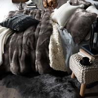 UGG® Polar Faux Fur Comforter Set