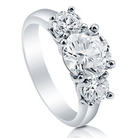 Cheap Engagement Rings, Promise Rings