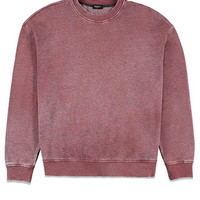 Faded Fleece Sweatshirt