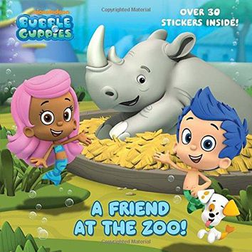 A Friend at the Zoo (Bubble Guppies)