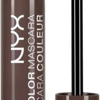 NYX - Color Mascara - Brown - CM03