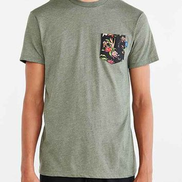 Vans Death Bloom Pocket Tee