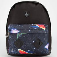Hype Retro Space Backpack Multi One Size For Men 24307195701