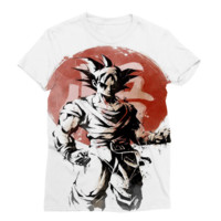 DBZ StreetFighter Sublimation T-Shirt