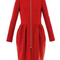 Robyn crepe dress coat | Preen | MATCHESFASHION.COM