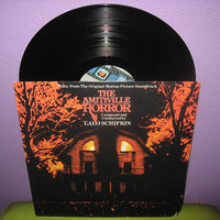 Rare Vinyl Record The Amityville Horror by JustCoolRecords on Etsy