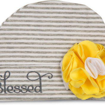 Sunshine - Blessed Baby Girl Hat (0-12 Months)