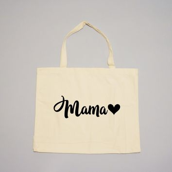 Mother's Day Special Mama Tote by 24 Carrot Co.