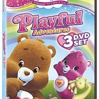 David Lodge & Michaela Dean & Jeff Gordon & Davis Doi -Care Bears Playful Adventures