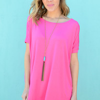 Piko 1988 Short Sleeve - French Rose