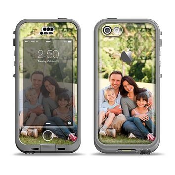 Custom Add Your Own Photo Skin for the iPhone 5c nüüd LifeProof Case