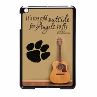 Ed Sheeran Guitar And Song Quotes iPad Mini 2 Case