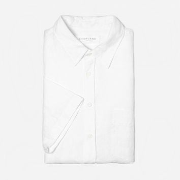 The Slim Fit Short-Sleeve Linen