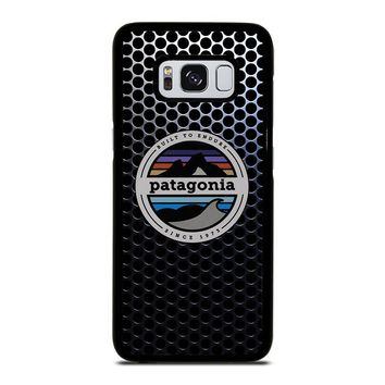 PATAGONIA FISHING BUILT TO ENDURE Samsung Galaxy S8 Case Cover