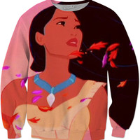 Pocahontas Colors Of The Wind Sweatshirt