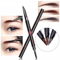 Long Lasting Eyebrow Pencil & Brush Eyebrow Enhancer