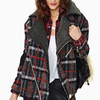 Three Floor Madison Coat