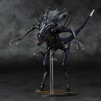SCI-FIRECOLTECK Aliens Series No.018 Alien Queen Xenomorph Warrior PVC Action Figure Collectible Model Toy Doll 32cm hwd 80's