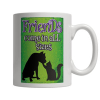 Friends Come In All SIzes Mug