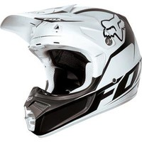 Fox Racing V3 Fathom Helmet - Dirt Bike Motocross - Motorcycle Superstore