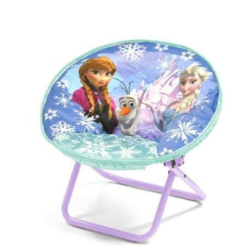 Disney Frozen Folding Saucer Chair