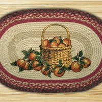 Apple Basket Printed Placemat