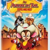 An American Tail - Fievel Goes West (1991)