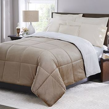 SONOMA life + style® Solid Cozy Soft Down-Alternative Comforter