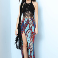 Higher Ground Maxi Skirt