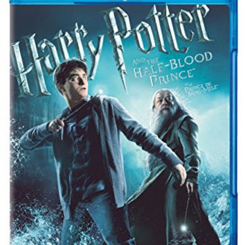 Harry Potter and the Half-Blood Prince (Two-Disc) - Blu-Ray