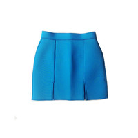 Claudia Neoprene Skirt