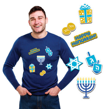 Hanukkah Instant Ugly Sweater from DCI Gifts