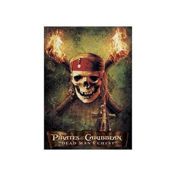 Pirates of the Caribbean: Dead Man's Chest (skull)
