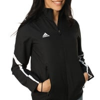 Adidas Women's Team Full Zip Jacket