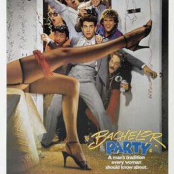 Bachelor Party Movie Poster 24inx36in