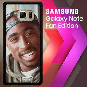 2Pac Tupac V1305 Samsung Galaxy Note FE Fan Edition Case