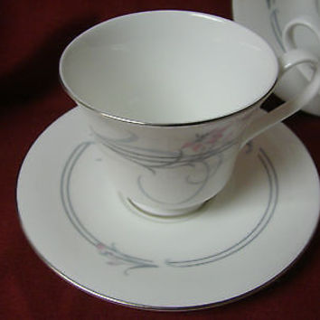 Royal Doulton, Ivory China dinnerware  Allegro, Pattern #H5109 3 Saucer only