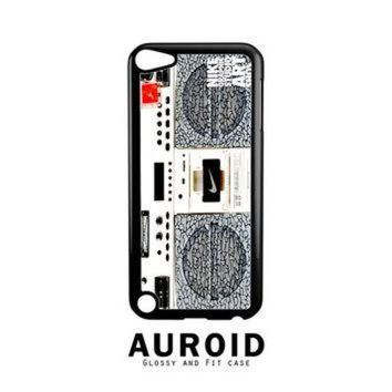 CREYUG7 Nike Air Jordan Radio Boombox iPod Touch 5 Case Auroid