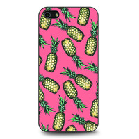 Pineapple Pattern iPhone 5 | 5S case