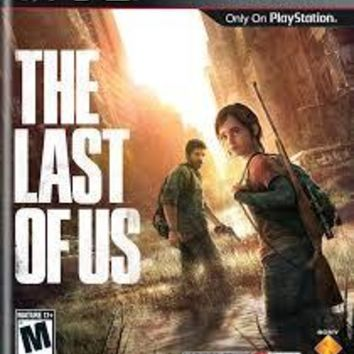 The Last Of Us for the Playstation 3