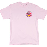 Cherry Bomb Tee Light Pink