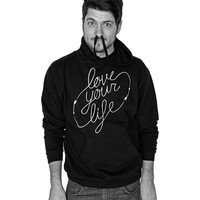 LOVE YOUR LIFE HOODIE