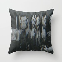 King Charles Throw Pillow by Alayna H.