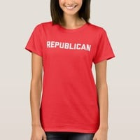 Republican Women's T-Shirt