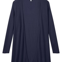 Gassato Cashmere Longline Cardigan | Pure Collection USA