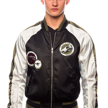 G-Star Waly Reversible Bomber Jacket