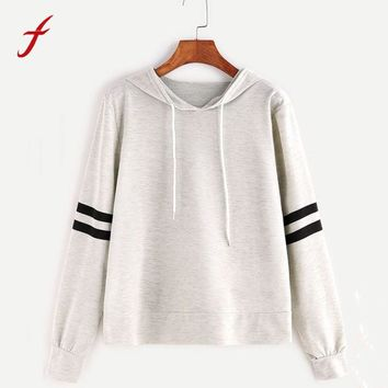 2017 Womens Tops Winter Sweatshirt Sportswear New Womens Long Sleeve Button Cowl Neck Casual Slim Tunic Tops With Pockets