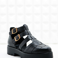 Vagabond Aurora Cut-Out Shoes - Urban Outfitters